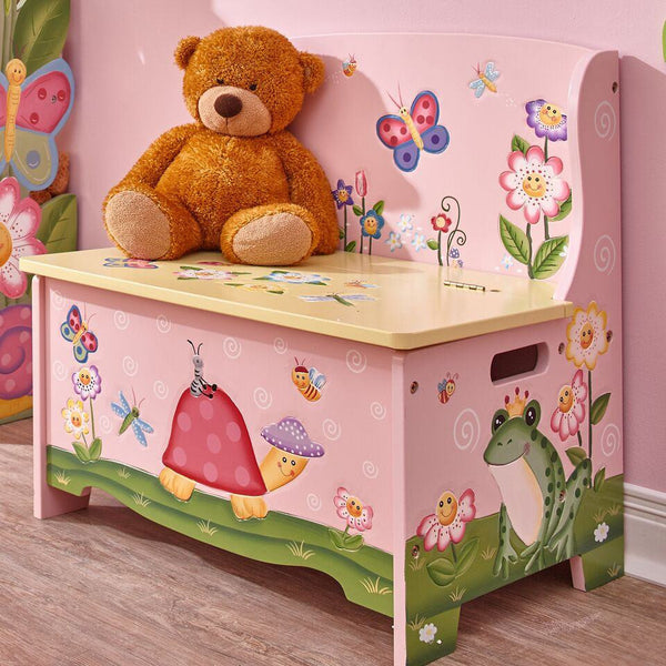 Fantasy Fields - Magic Garden Storage Bench