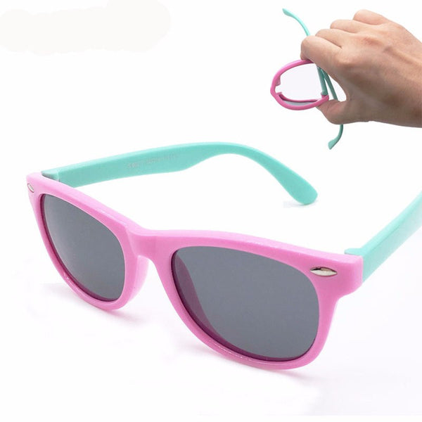 Choice of Super Flex Classic Flexible and Durable Sunglasses for Boys and Girls