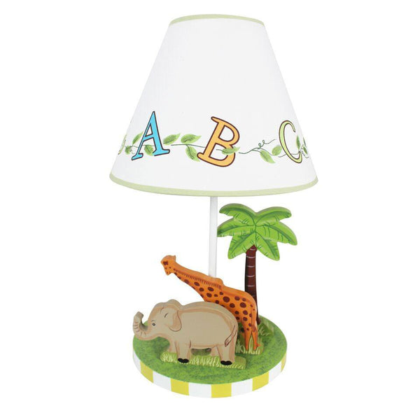 Fantasy Fields - Alphabet Table Lamp