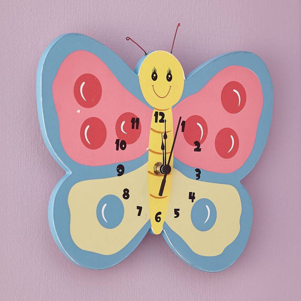 Fantasy Fields - Magic Garden Wall Clock