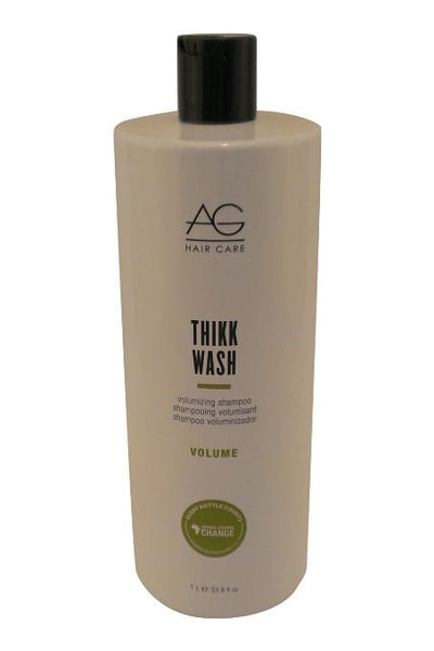 AG Hair Thikk Wash Volumizing Shampoo, 33.8 oz
