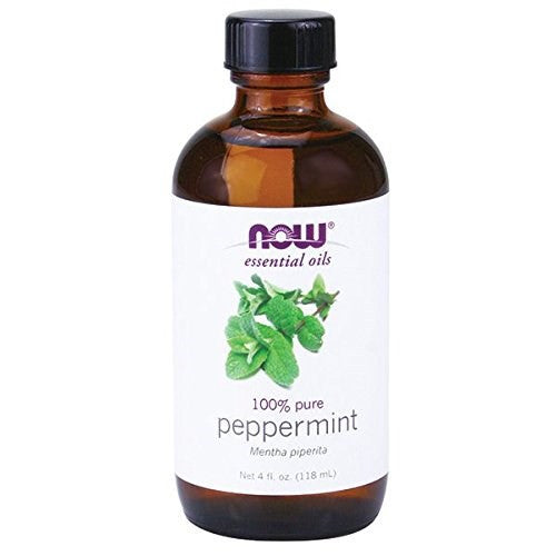 NOW Foods Peppermint Oil, 4 oz