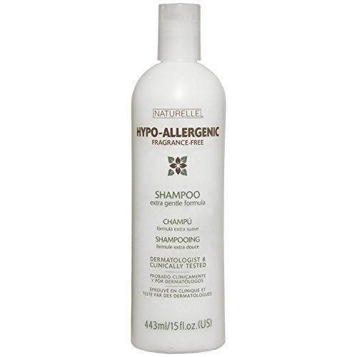 Naturelle Hypo-Allergenic Shampoo 15 oz - BEAUTY IT IS