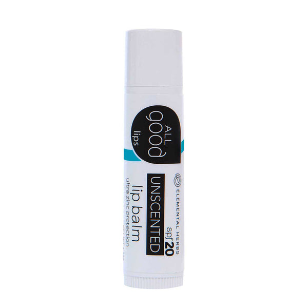 All Good Lips - Unscented SPF20