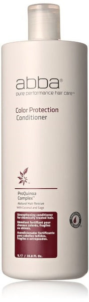 Abba Pure Color Protect Conditioner, 33.8 oz - BEAUTY IT IS