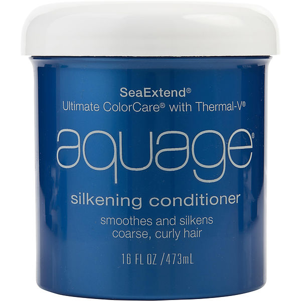 Aquage Sea Extend Silkening Conditioner 16 Ounce