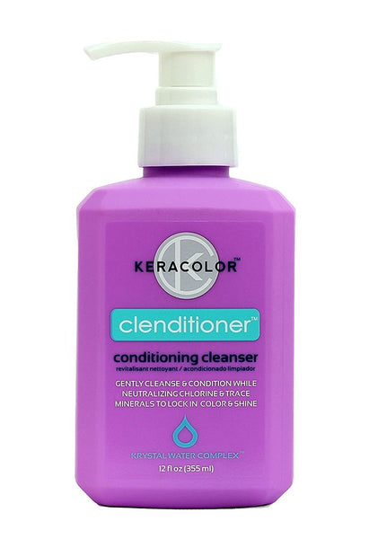 Keracolor Clenditioner Conditioning Cleanser 12 fl oz