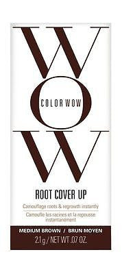 Color Wow Root Cover Up Medium Brown / Brun Moyen, 2.1g/0.07 oz - BEAUTY IT IS
