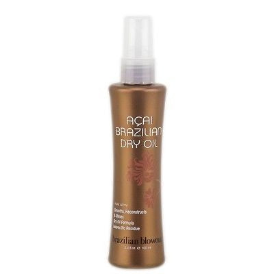 Brazilian Blowout Dry Oil, 3.4 oz - BEAUTY IT IS