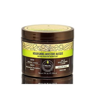 Macadamia Professional Ultra Rich Moisture Masque, 8 fl oz - BEAUTY IT IS