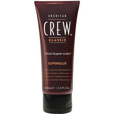 American Crew Superglue Hair Gel, 3.3 oz