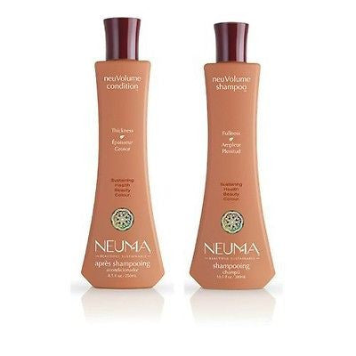 Neuma Volume Hair Shampoo & Conditioner Duo, 10.1 Fl Oz / 8.5 Fl Oz