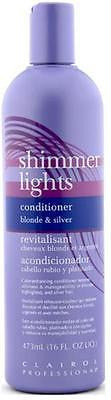 Clairol Shimmer Lights Conditioner Blonde/silver 16 Oz.