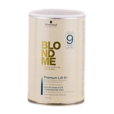 Schwarzkopf Professional BlondMe Bond Enforcing Premium Lift 9, 15.9 oz