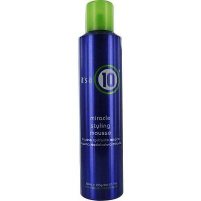 Its A 10 Ten Miracle Styling Mousse 9 Oz