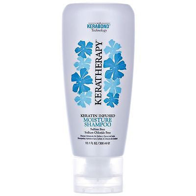 Keratin by Keratherapy Infused Moisture Shampoo, 10.1 Ounce