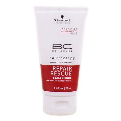 Schwarzkopf BC Bonacure Repair Rescue Sealed Ends, 2.6 oz - BEAUTY IT IS