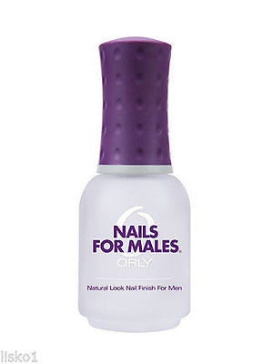 "Orly ""Nails For Males"", .60 Oz"