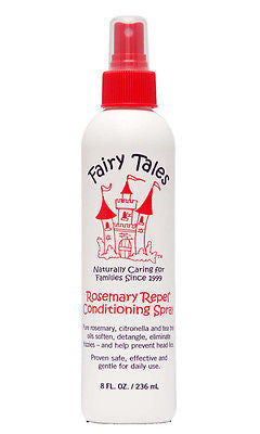 Fairy Tales Rosemary Repel Conditioning Spray, 8 oz - BEAUTY IT IS