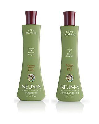 Neuma Organic Renew Shampoo,10.1 Oz  & Conditioner,8.5 Oz - BEAUTY IT IS
