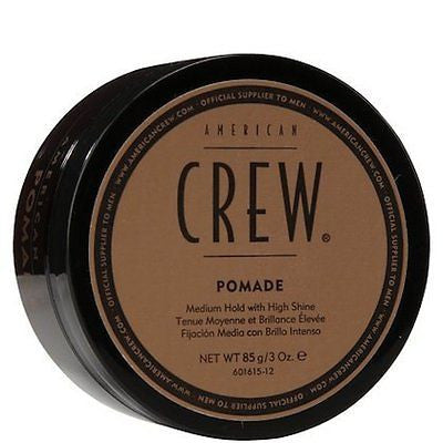 American Crew Pomade, 3 oz - BEAUTY IT IS