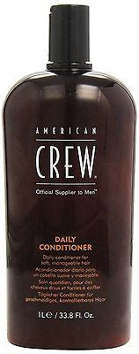 American Crew Daily Conditioner, 33.8 oz - BEAUTY IT IS - 1