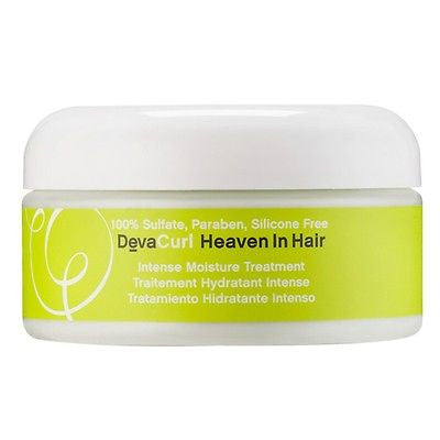 Deva Curl Heaven In Hair Intense Moisture Treatment, 8 oz