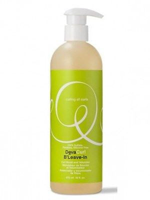 Deva B'Leave In Curl Boost and Volumizer, 16 oz