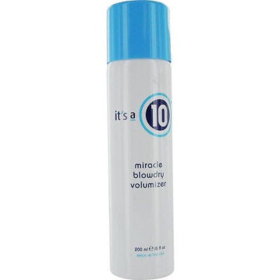 It's a 10 Miracle Blowdry Volumizer, 6 oz