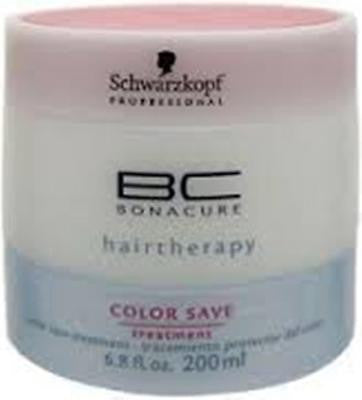 Schwarzkopf BC Bonacure Hairtherapy Color Save Treatment, 200ml/6.8oz