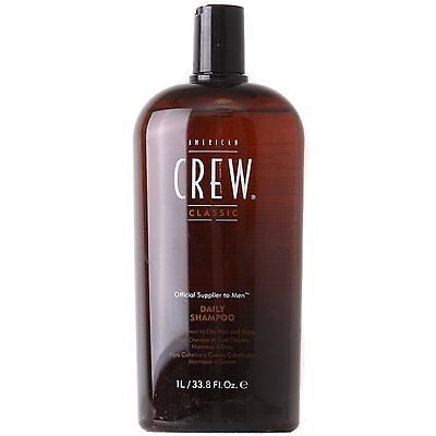 American Crew Daily Shampoo, 33.8 oz - BEAUTY IT IS