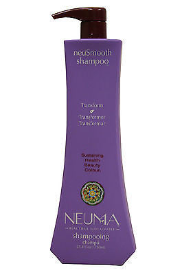 Neuma Sulfate Free Neusmooth Shampoo, 25.4 Oz - BEAUTY IT IS