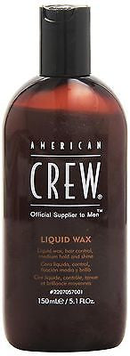 American Crew Liquid Wax, 5.1 oz - BEAUTY IT IS