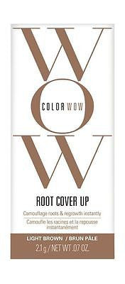 Color Wow Root Cover Up Light Brown / Brun Pale, 2.1g/0.07 oz - BEAUTY IT IS