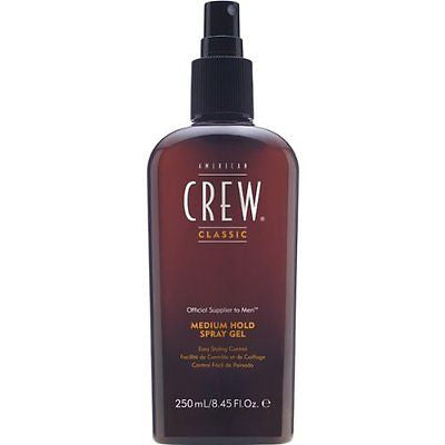 American Crew Medium Hold Spray Gel, 8.45 oz - BEAUTY IT IS