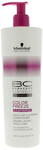 BC Bonacure by Schwarzkopf Color Freeze Cleansing Conditioner 500ml / 16.9 oz