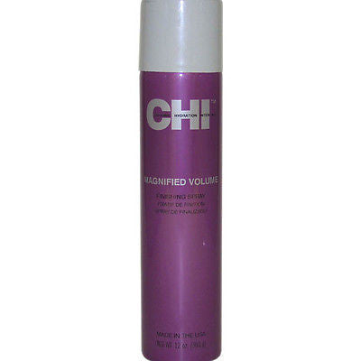 CHI Magnified Volume Finishing Hairspray, 12 oz