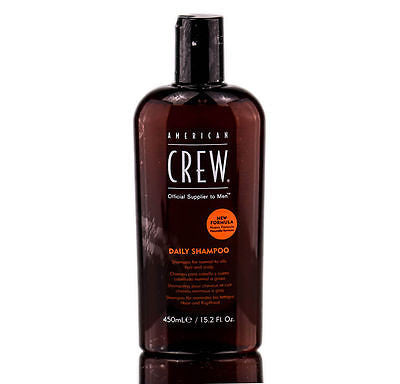 American Crew Daily Shampoo, 15.2 oz - BEAUTY IT IS - 1