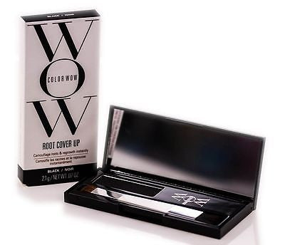 Color Wow Root Cover Up Black / Noir, 2.1g/0.07 oz - BEAUTY IT IS