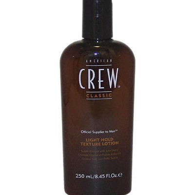 American Crew Light Hold Texture Lotion, 8.45 oz - BEAUTY IT IS