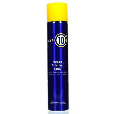 It's a 10 Miracle Finishing Hair Spray, 10 oz