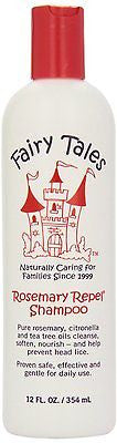 Fairy Tales Rosemary Repel Shampoo, 12 oz