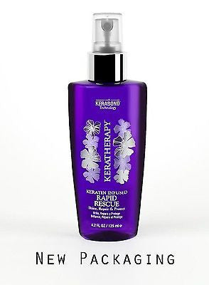 Keratherapy Keratin Infused Rapid Rescue Spray 4.2 Ounce