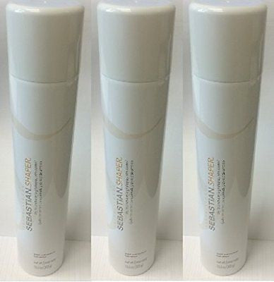 Sebastian Shaper Hairspray 3 Bottles (10.6 oz each)