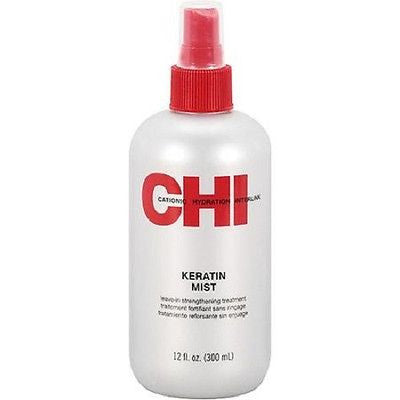 CHI Keratin Mist Leave In Strengthening Treatment, 12 oz - BEAUTY IT IS