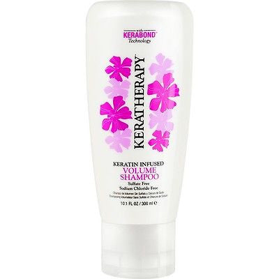 Keratherapy Keratin Infused Volume Shampoo, 10.1 Ounce