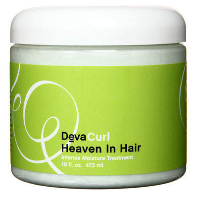 DevaCurl Heaven In Hair Intense Moisture Treatment, 16 oz - BEAUTY IT IS