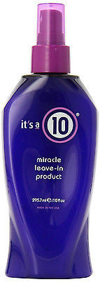 It's a 10 Miracle Leave-In Product, 10 oz
