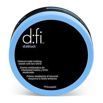 D:fi D:struct Medium Hold Molding Creme with Low Shine, 2.6 oz - BEAUTY IT IS