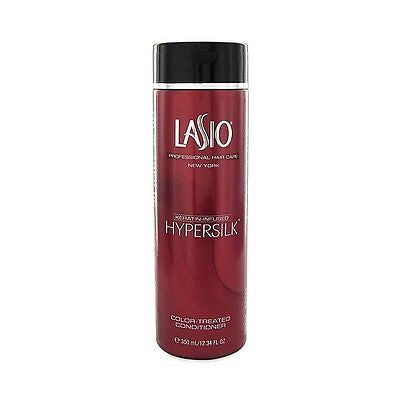 Lasio Keratin-Infused Hypersilk Color-Treated Conditioner, 12.34 oz